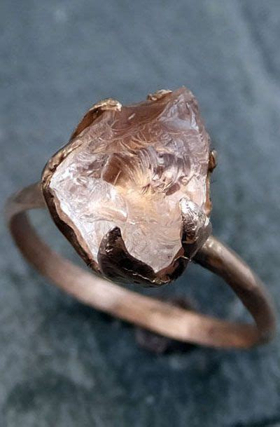 Ring Verlobung by 25 Best Ideas About Rosegold Ring On