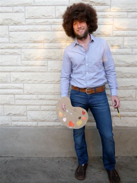 bob ross couples costume easy costumes costumes