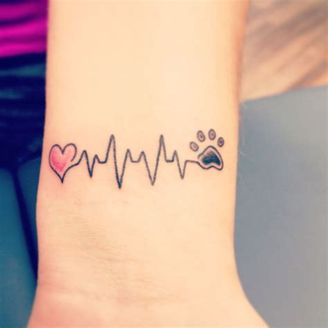 one love tattoo uk the 25 best dog paw prints ideas on pinterest dog paws