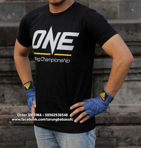 Kaos Akaido kaos one fighting chionship kaos one fc grosir tutorial