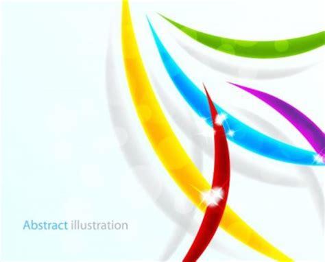 wallpaper garis bergelombang gambar latar belakang garis lengkung kuning 3d vector