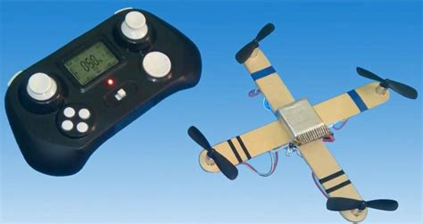 cara membuat motor drone cara membuat drone sederhana menggunakan drone bekas