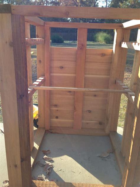 Goods Home Design How To Build A Smokehouse Cedar Smokehouse Construction 4 Home Design Garden