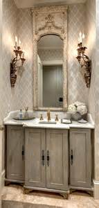 french decor like the driftwood color cabinets for beach country bathroom idea freestanding bath image