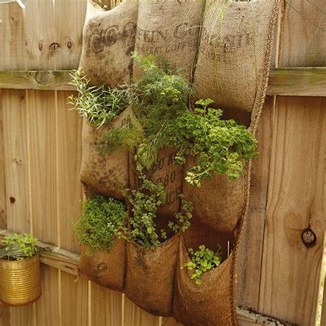 DIY Vertical Herb Garden   Hallmark Ideas & Inspiration