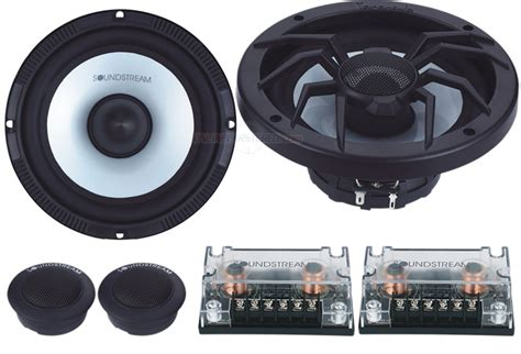 Speaqker Soundstream Sc6 T soundstream sc 6t product ratings and reviews at onlinecarstereo