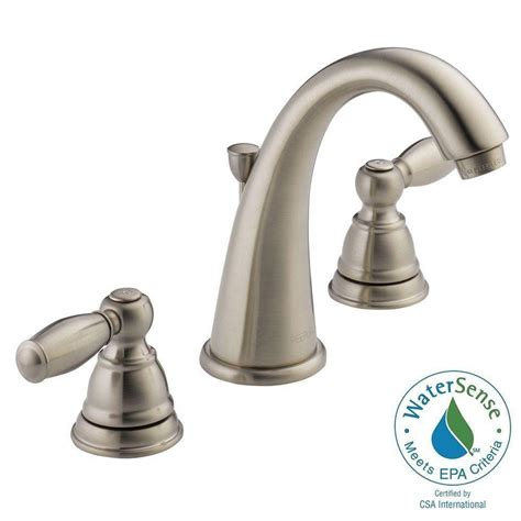 Delta Faucets Lifetime Warranty Peerless Apex 8 In Widespread 2 Handle Bathroom Faucet In