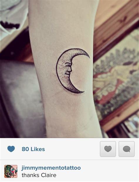 stippling tattoo moon stippling tattoos dots