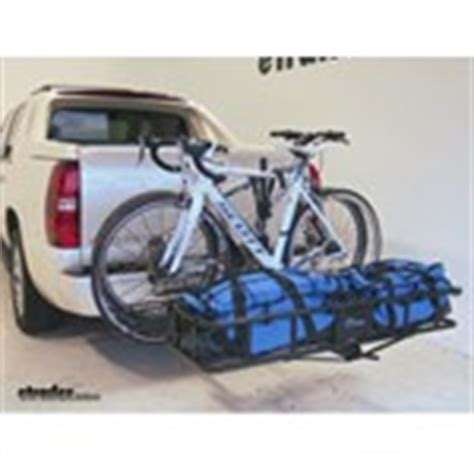 Bike Rack And Cargo Carrier Combo by Recommended Hitch Mounted Bike Rack And Cargo Carrier Combination Etrailer