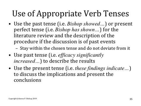 apa format verb tense past tense in apa format essays