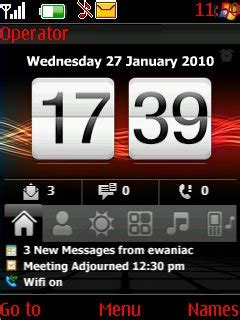 themes htc mobile free download download htc style nokia theme mobile toones