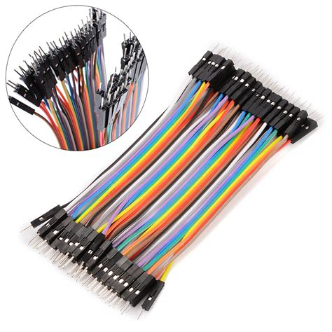 Best Quality Kabel Dupont Famale To 10cm jumper wire dupont draht kabel linie kit te462 ebay