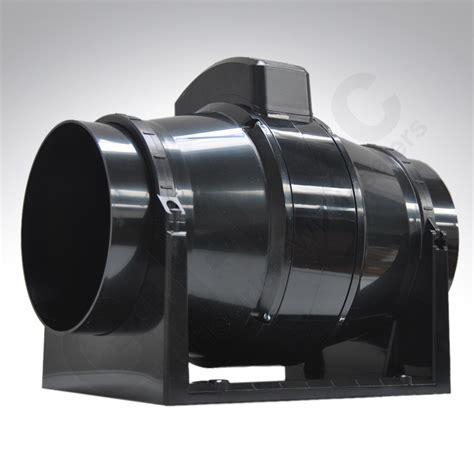5 inch inline fan manrose mf150s 6 inch inline fan