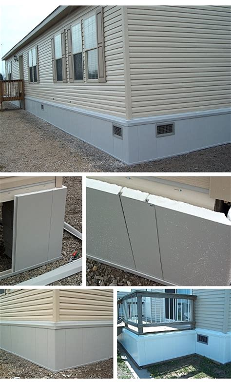 mobile home skirting home depot image search results
