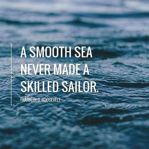 smooth sea    skilled sailor pictures