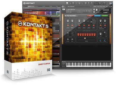 full version of kontakt 5 is found on this computer native instruments kontakt 5 review kontakt on the fast