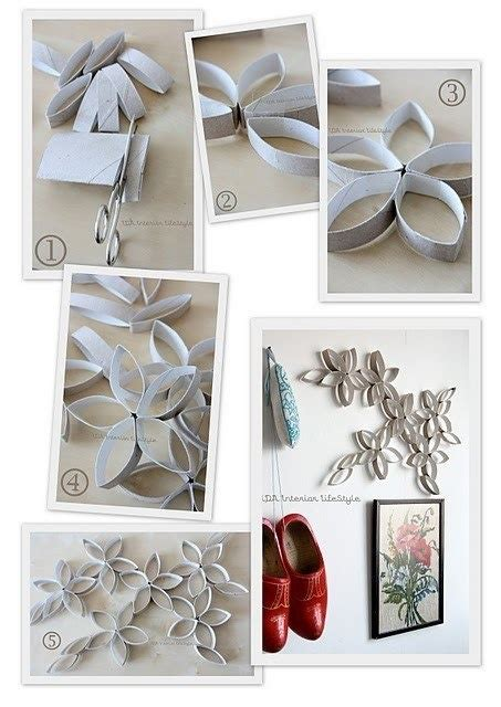 Crafts Out Of Paper Towel Rolls - toilet paper paper towel roll paint glue