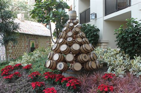 wine barrel christmas tree 1000 images about wine barrel furniture and on