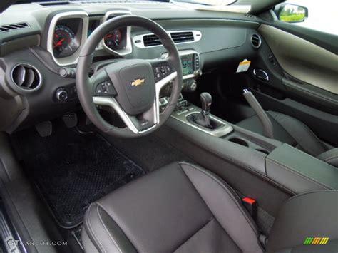2013 Chevy Camaro Interior by Black Interior 2013 Chevrolet Camaro Ss Coupe Photo 67958468 Gtcarlot