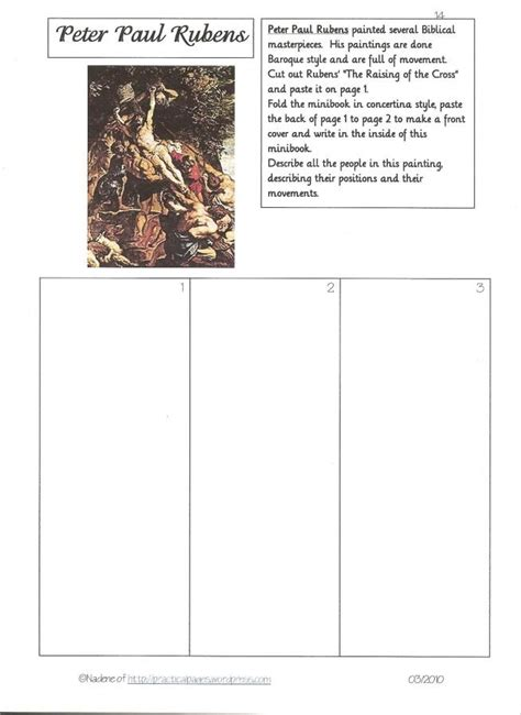 artist biography worksheet 56 best images about artist biography most famous on