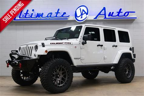 Orlando Jeep 2016 Jeep Wrangler Unlimited Rubicon Rock Orlando Fl