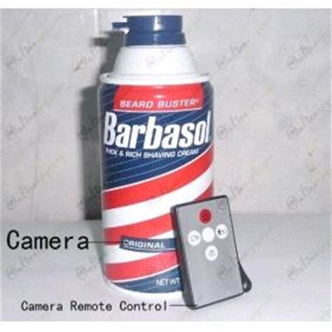 bathroom spy camera 32gb shaving cream hidden camera