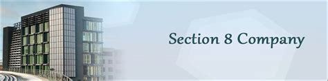 ta section 8 section 8 company in india legalraasta