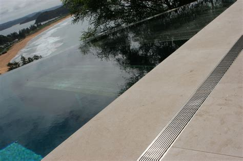 Pool Patio Drains by Decks Patios And Balconies Pool By