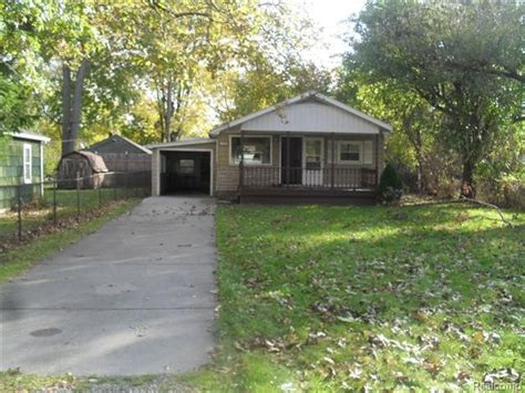 flat rock michigan reo homes foreclosures in flat rock