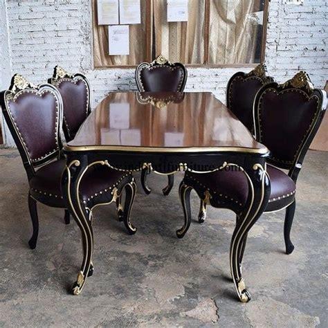 Kursi Makan Jati set kursi makan mewah ukir jepara harga meja makan jati jepara 6 kursi harga meja makan mewah
