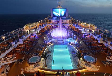 le navi da crociera pi grandi mondo