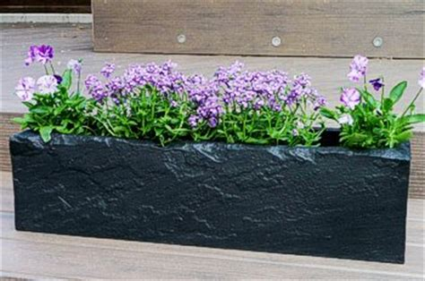 Troughs And Planters by Effect Window Box Trough Planters And Window Boxes