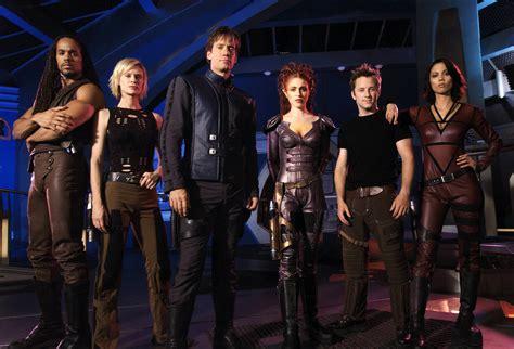 Or Cast Science Fiction Tv Series Scifi Dk