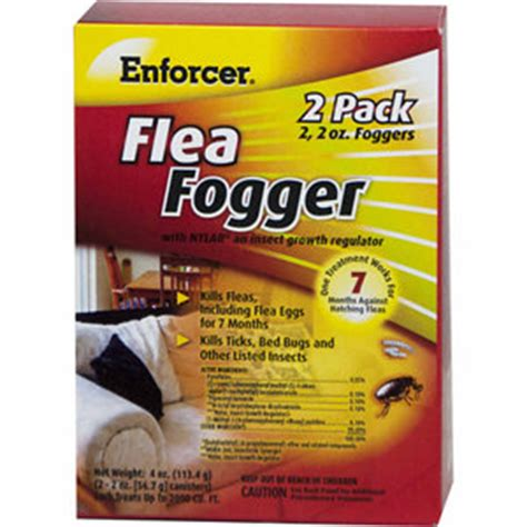 enforcer flea fogger 2 oz pack of 2 at tractor supply co