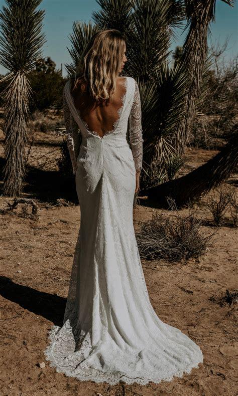 Simple White Boho Dress