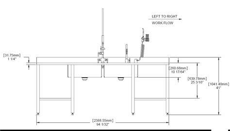 Kitchen Sink Height Kitchen Sink Drain Height Kitchen Islands 41 Stories Myideasbedroom Compact Kitchens Ada
