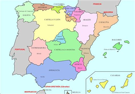espana map historical maps of spain and portugal