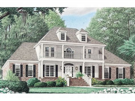 Southern Home House Plans by Plan 011h 0022 Find Unique House Plans Home Plans And