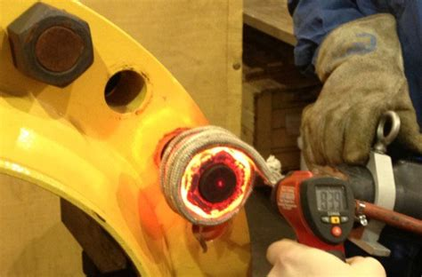 induction heating bolt removal news