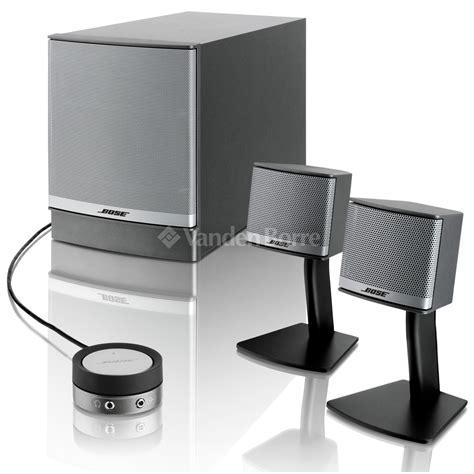 Speaker Bose Companion 3 bose companion 3 chez vanden borre comparez et achetez facilement