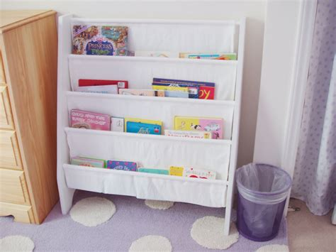 Projects Updated Sling Bookshelf Sling Bookcase White