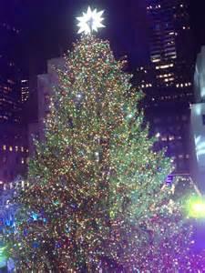 trends decoration rockefeller christmas tree lighting