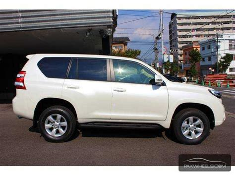 Toyota 2013 For Sale Used Toyota Prado 2 7l Tx 2013 Car For Sale In Lahore