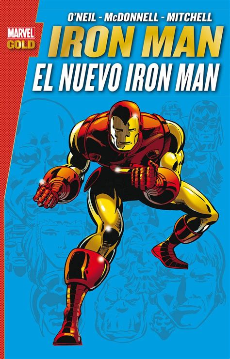 libro the iron man a comprar libro iron man el nuevo iron man