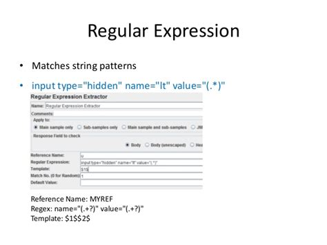 xpath regex pattern useful jmeter functions for scripting