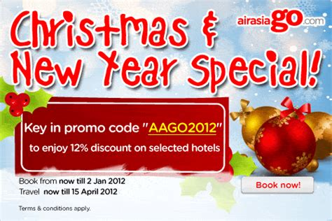 fraser new year promotion airasia promotion dec 2011 malaysia lcct relevant