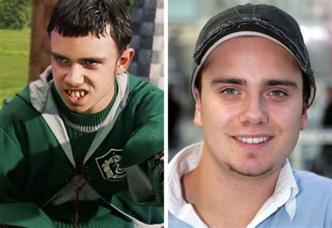 actor george spell today harry potter actors who look very different today 24 pics