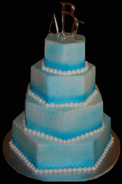 Light Blue Wedding Cakes Blue Wedding Cake Light Light Cakes