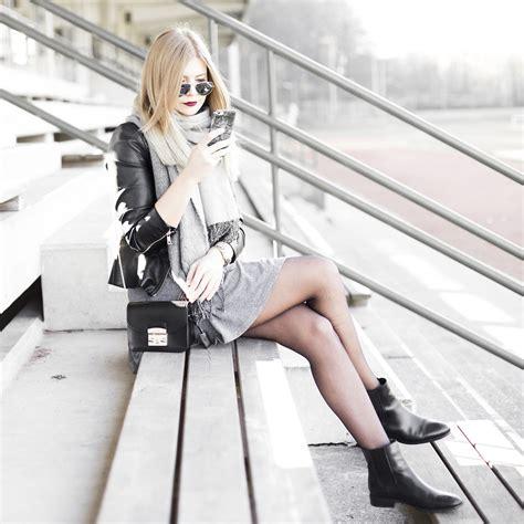 Zara Metropolis cathy furla metropolis zign booties zara leather jacket rayban aviator h m scarf