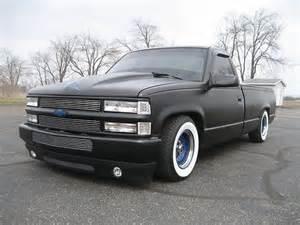 find used 1990 chevrolet 1500 black satin custom 5 7l